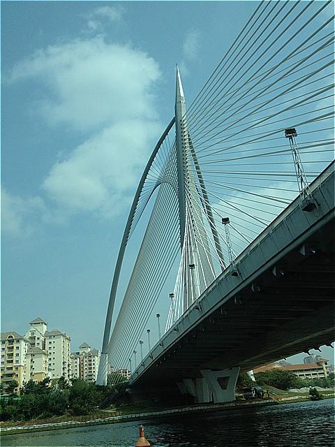 マレーシアの橋 – ものつくり大学 建設学科 橋梁・構造研究室(大垣研究室)